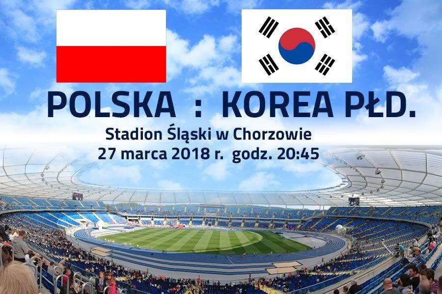 mecz polska korea