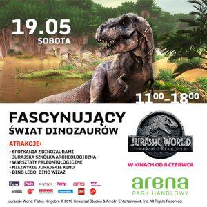 Arena Gliwice: Jurassic World @ Gliwice | śląskie | Polska