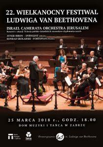 Dom Muzyki i Tańca w Zabrzu: Wielkanocny Festiwal Ludwiga van Beethovena @ Zabrze | śląskie | Polska