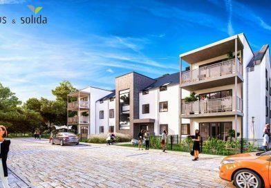 Knurów: Budują nowe mieszkania przy ul.Wiosennej