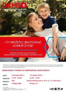 Czerwionka-Leszczyny: Dzień dawcy szpiku @ Czerwionka-Leszczyny | śląskie | Polska