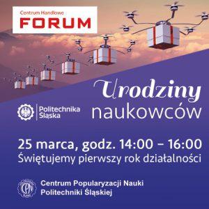 Forum Gliwice: Urodziny naukowców z Politechniki Śląskiej @ Gliwice | śląskie | Polska
