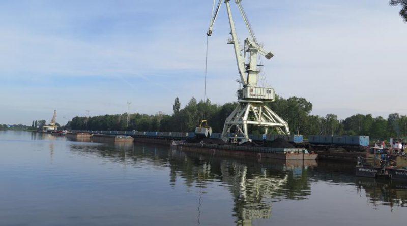 Gliwice: Więcej węgla popłynie z portu