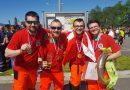 Polacy najlepsi na Rallye Rejviz 2017