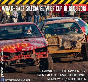 Gliwice: Wrak-Race Silesia Cup III @ Gliwice | śląskie | Polska