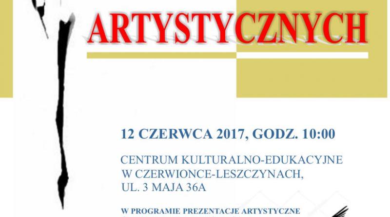 IX Powiatowy Przegląd Zespołów Artystycznych – 12 czerwca