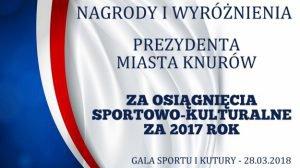 Knurów: Gala Sportu i Kultury 2018 @ Knurów | śląskie | Polska