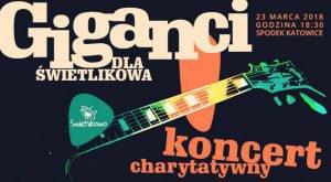 Spodek Katowice: Giganci dla Świetlikowa – koncert charytatywny @ Katowice | śląskie | Polska